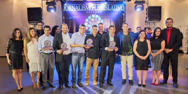 Aleac premia vencedores do 2º Prêmio de Jornalismo do Legislativo acreano