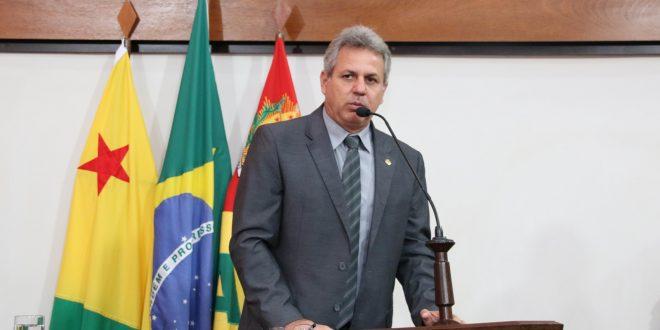 Deputado Lourival Marques diz que Marcus Alexandre não se reuniu com empresários envolvidos na Operação Midas