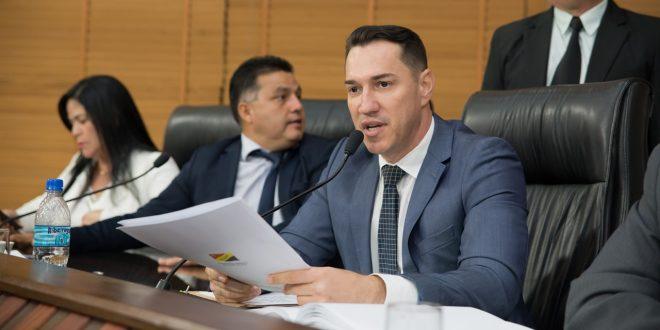 Presidente Ney Amorim garante votação de PL que transforma Pró-Saúde em autarquia