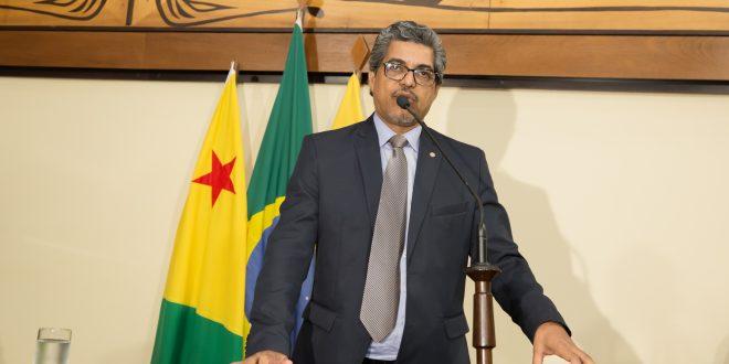 """""""A vinda do presidente Bolsonaro ao Acre precisa ser acompanhada de respostas objetivas"""", diz Edvaldo Magalhães"""