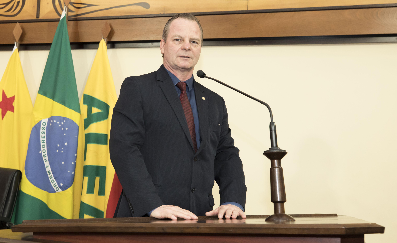 Deputado Pedro Longofala sobre lançamento de seu gabinete virtual