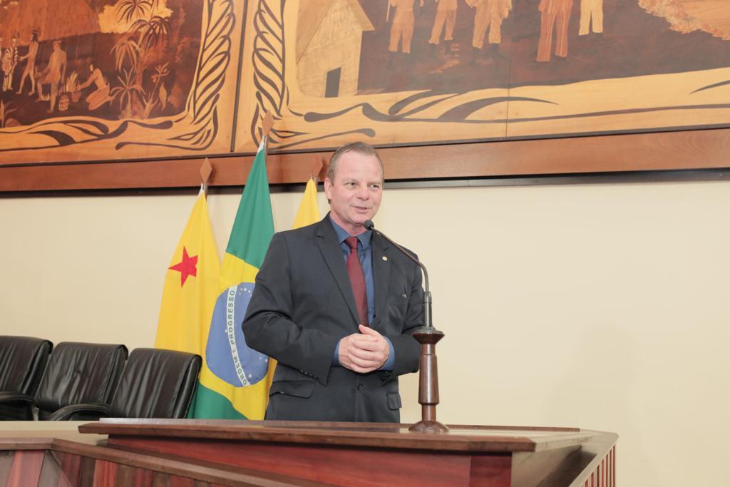 Pedro Longo destaca importância da 2ª dose da vacina contra Covid-19