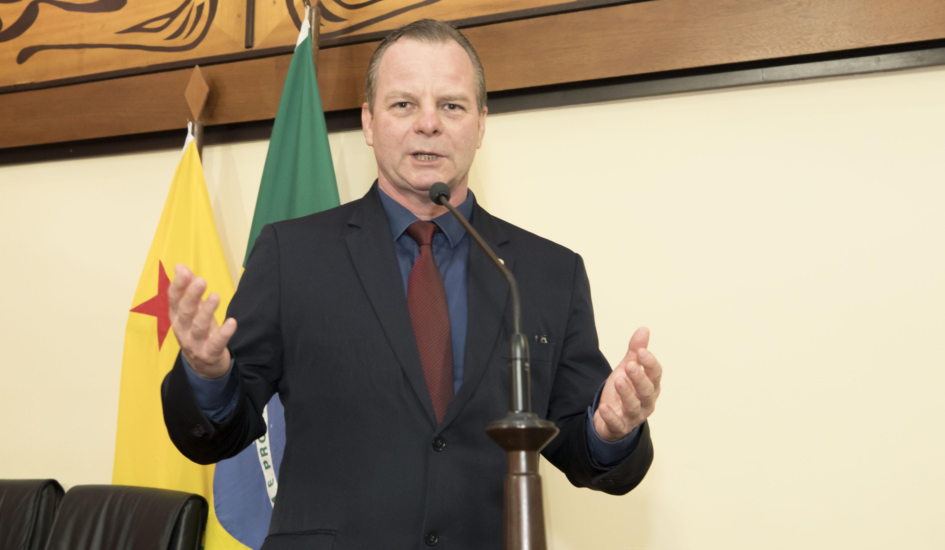 Deputado Pedro Longo destaca ações positivas do governo
