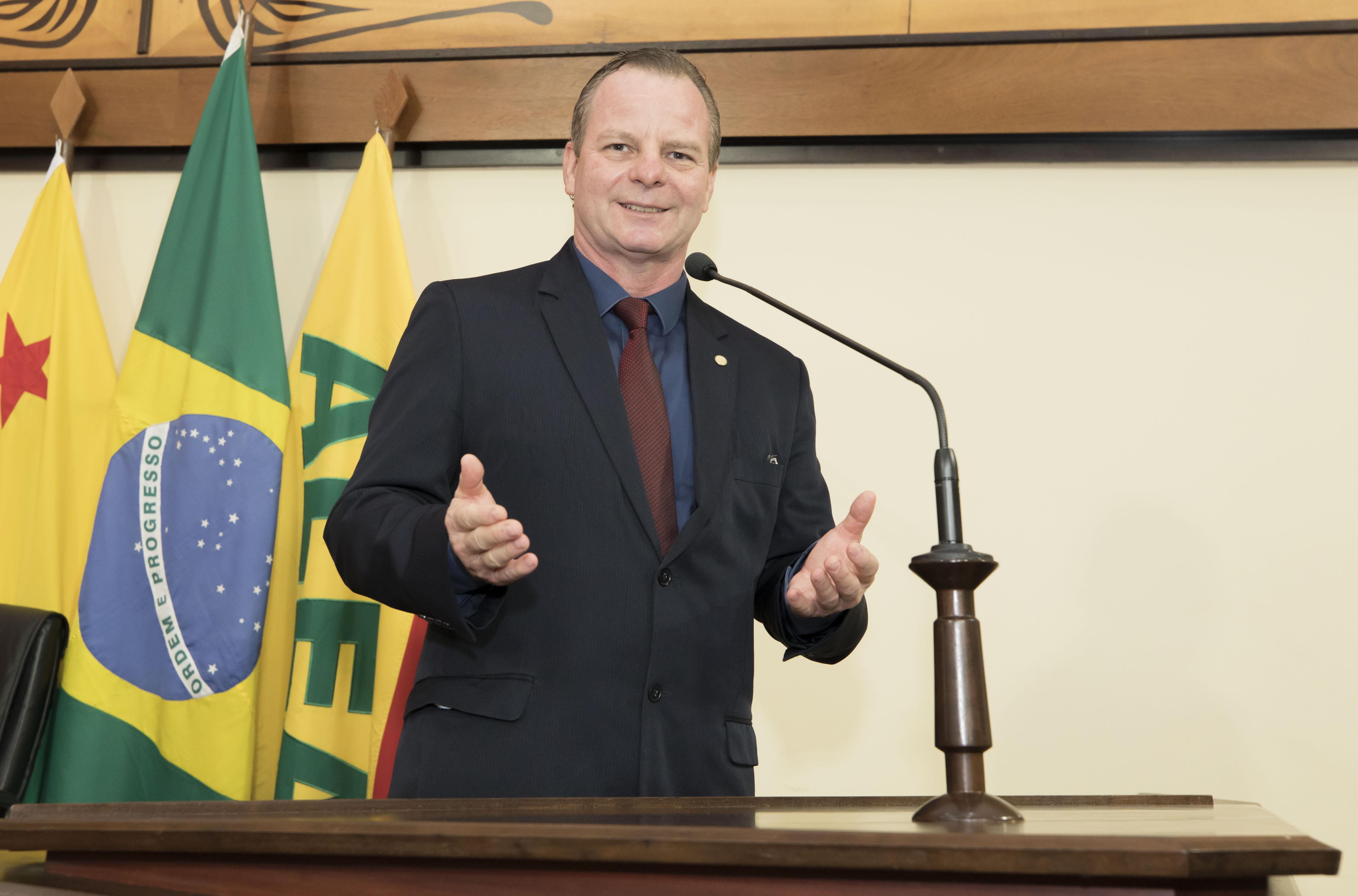 Pedro Longo apresenta Projeto de Lei que beneficia agricultores