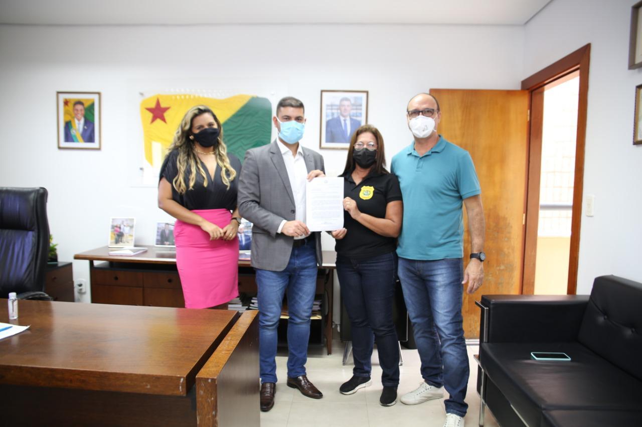 Nicolau faz pedido ao governo para que Policiais Legislativos sejam incluídos no grupo prioritário de vacinação