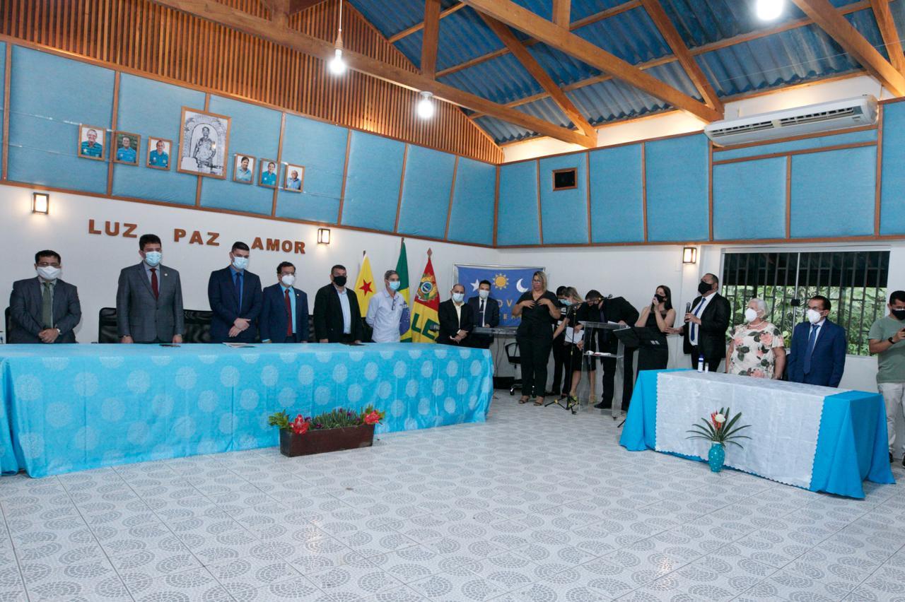 Aleac promove sessão solene em homenagem aos 40 anos do Núcleo João Lango Moura