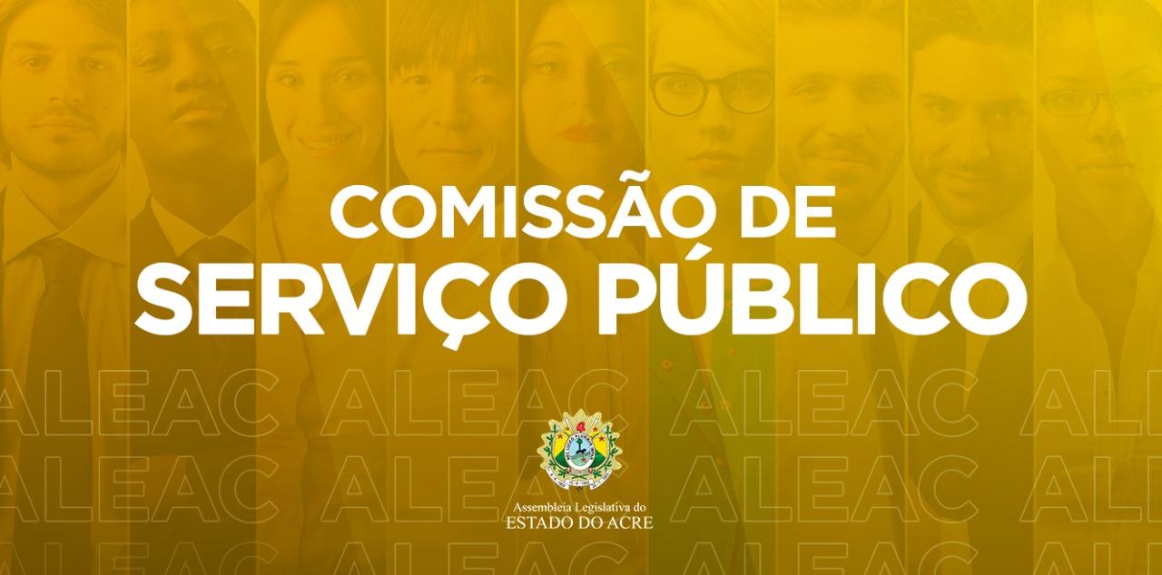 Comissão de Serviço Público realizará audiência pública para debater PL que trata da gestão das florestas públicas para a produção sustentável