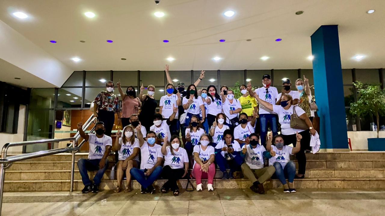 Lianna de Souza é eleita nova presidente do Sindicato dos Servidores da Aleac