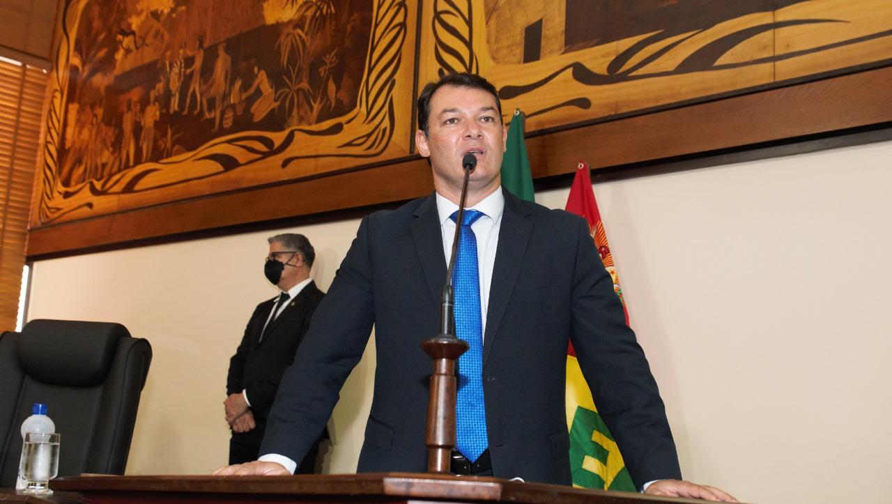 Roberto Duarte volta a reivindicar segurança nas Unidades de Saúde