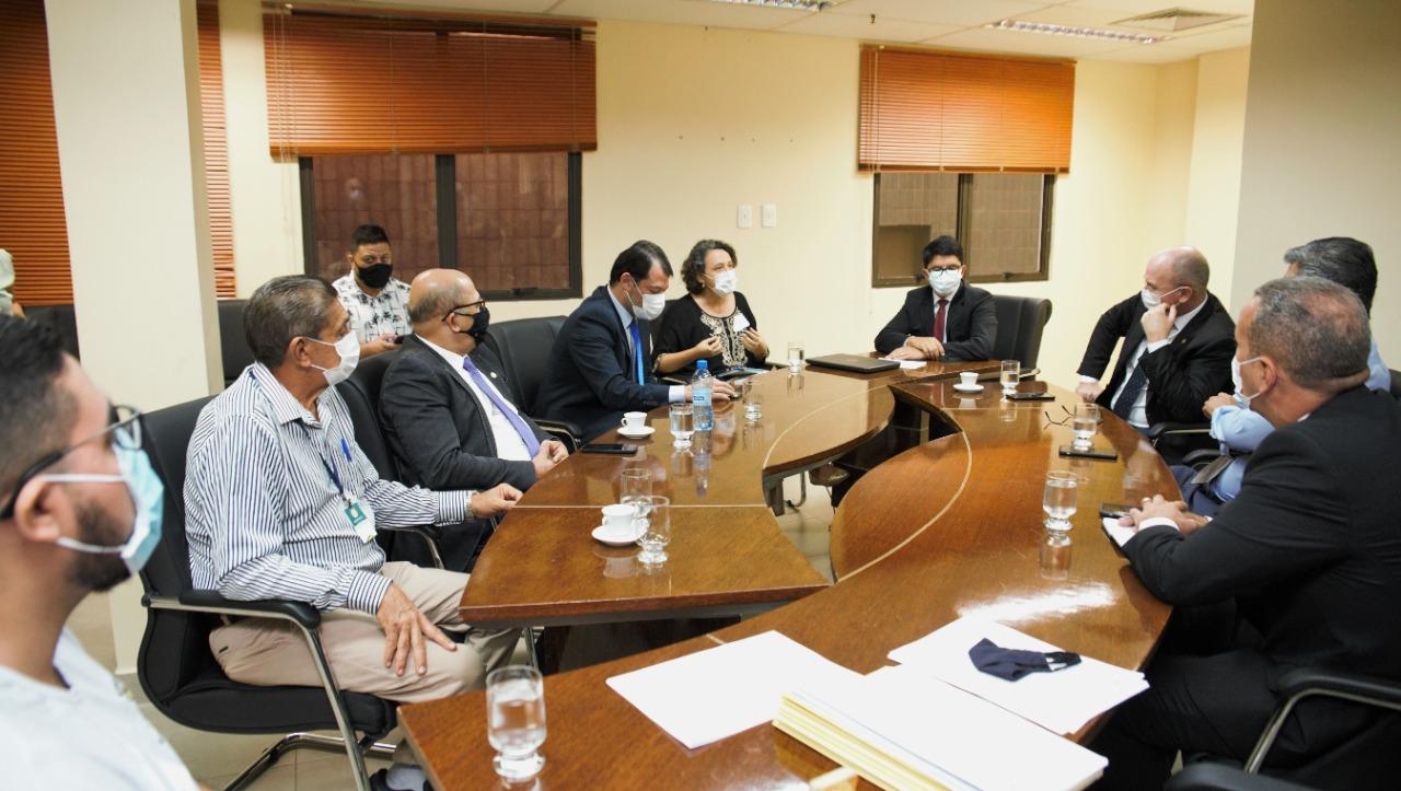 Comissão de Constituição e Justiça da Aleac aprova empréstimo junto ao Fonplata
