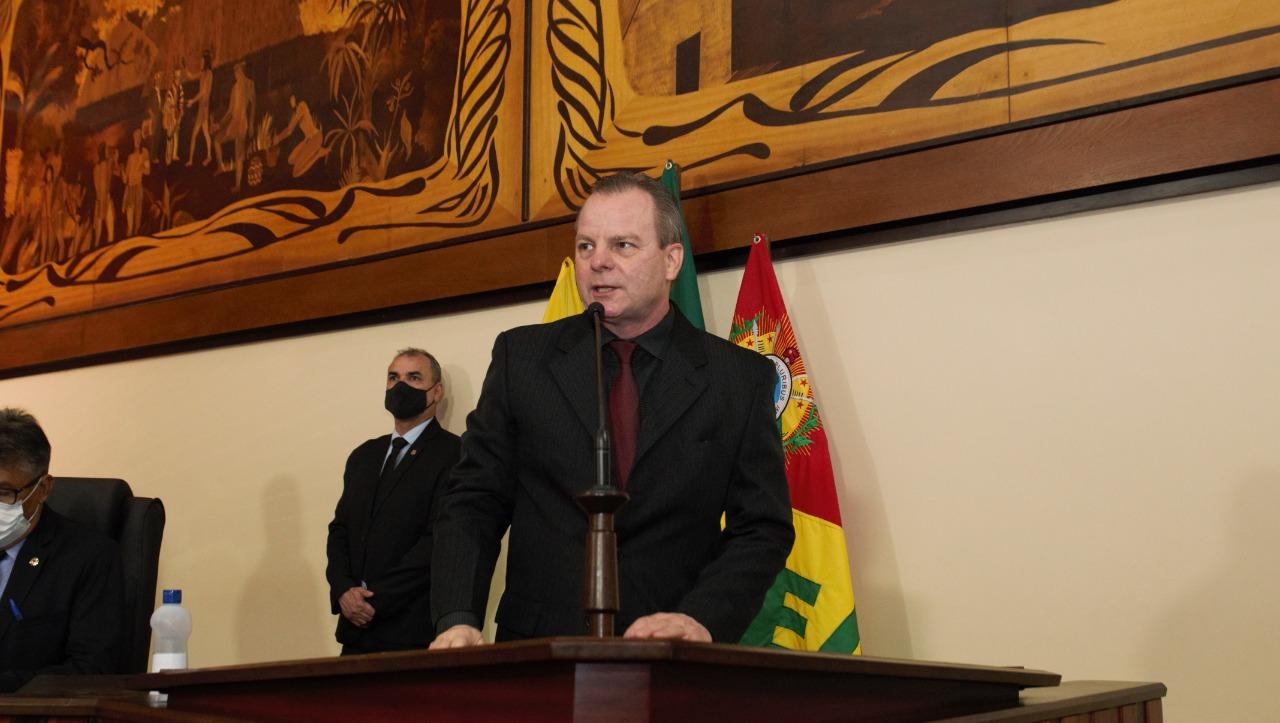 Deputado Pedro Longo fala sobre ações tomadas para assegurar convocação de cadastro de reserva da Civil