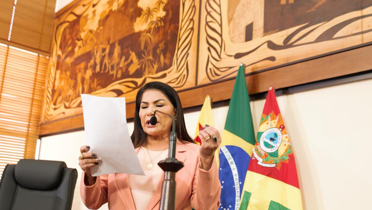 Deputada Antônia Sales apresenta PL que institui Campanha de Valorização da Vida