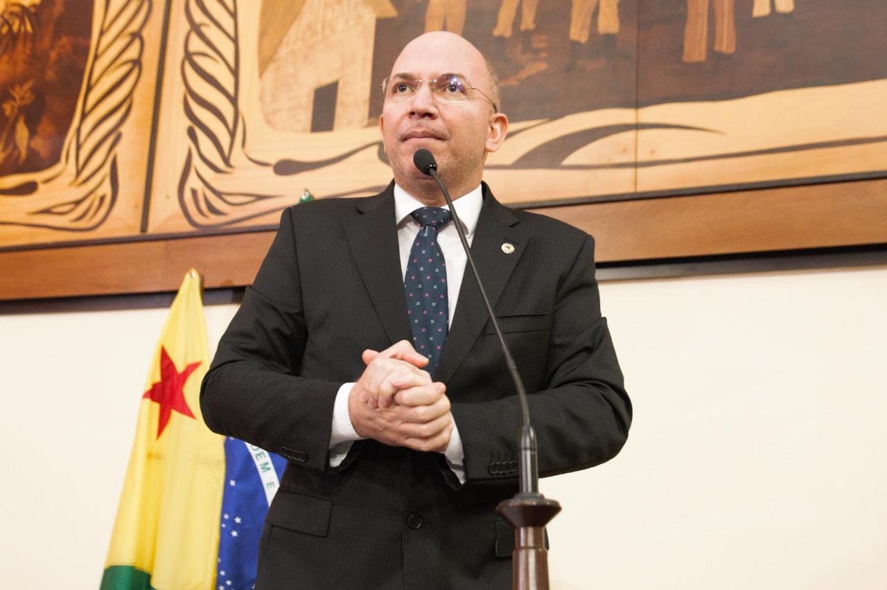 Gehlen Diniz afirma que governador vai honrar sua palavra com cadastro de reserva da Polícia Civil
