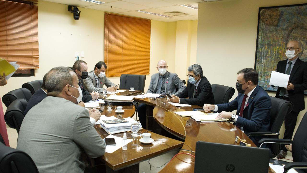 Comissão de Constituição e Justiça da Aleac aprova projetos de autoria parlamentar