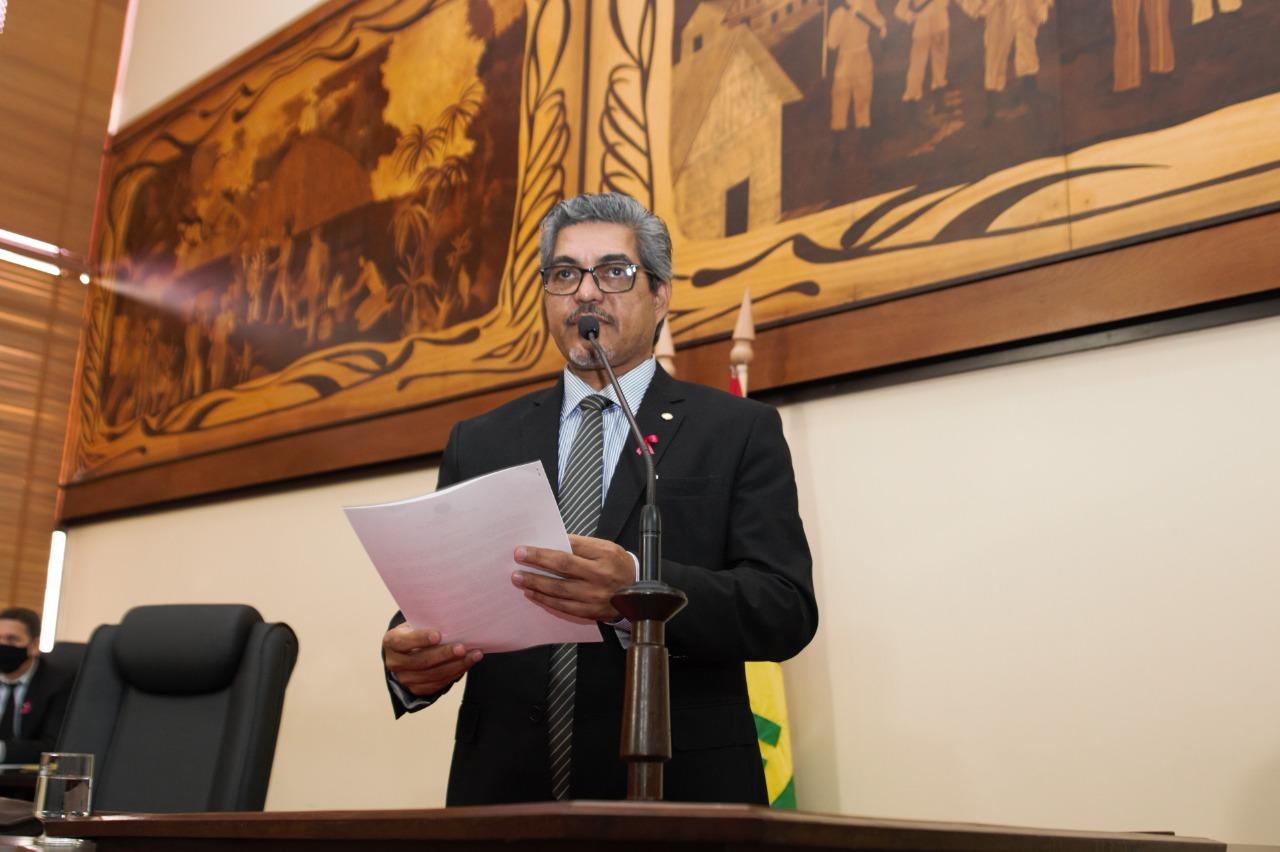 Deputado Edvaldo Magalhães apresenta projeto que institui Comenda Cultural Sérgio Taboada
