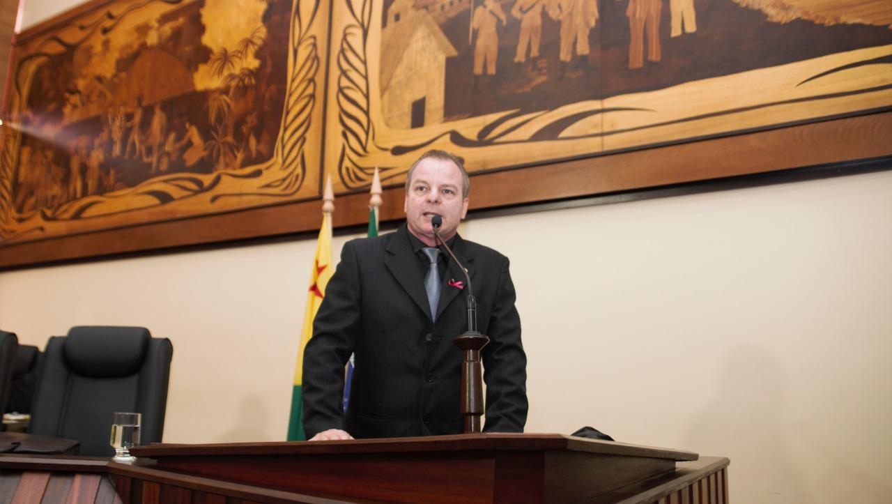 Pedro Longo pede união de bancada do Acre para construção da ponte de Rodrigues Alves