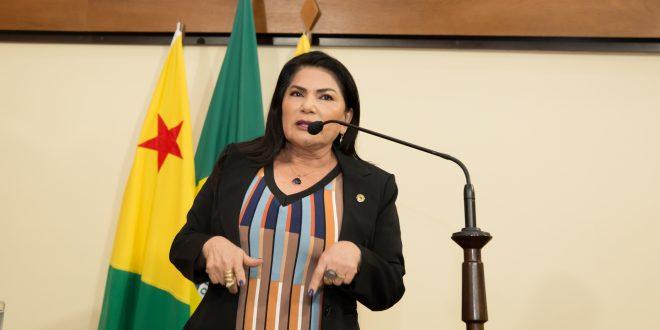 Deputada Antônia Sales parabeniza municípios acreanos por 29 anos de emancipação