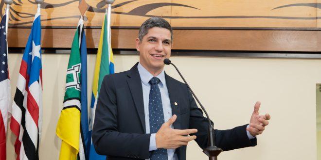 """Ao defender medidas para conter pandemia, Calegário diz: """"Nós precisamos garantir que a população vá ficar bem"""""""