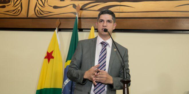Fagner Calegário volta a pedir que Mesa Diretora da Aleac coloque requerimentos em votação