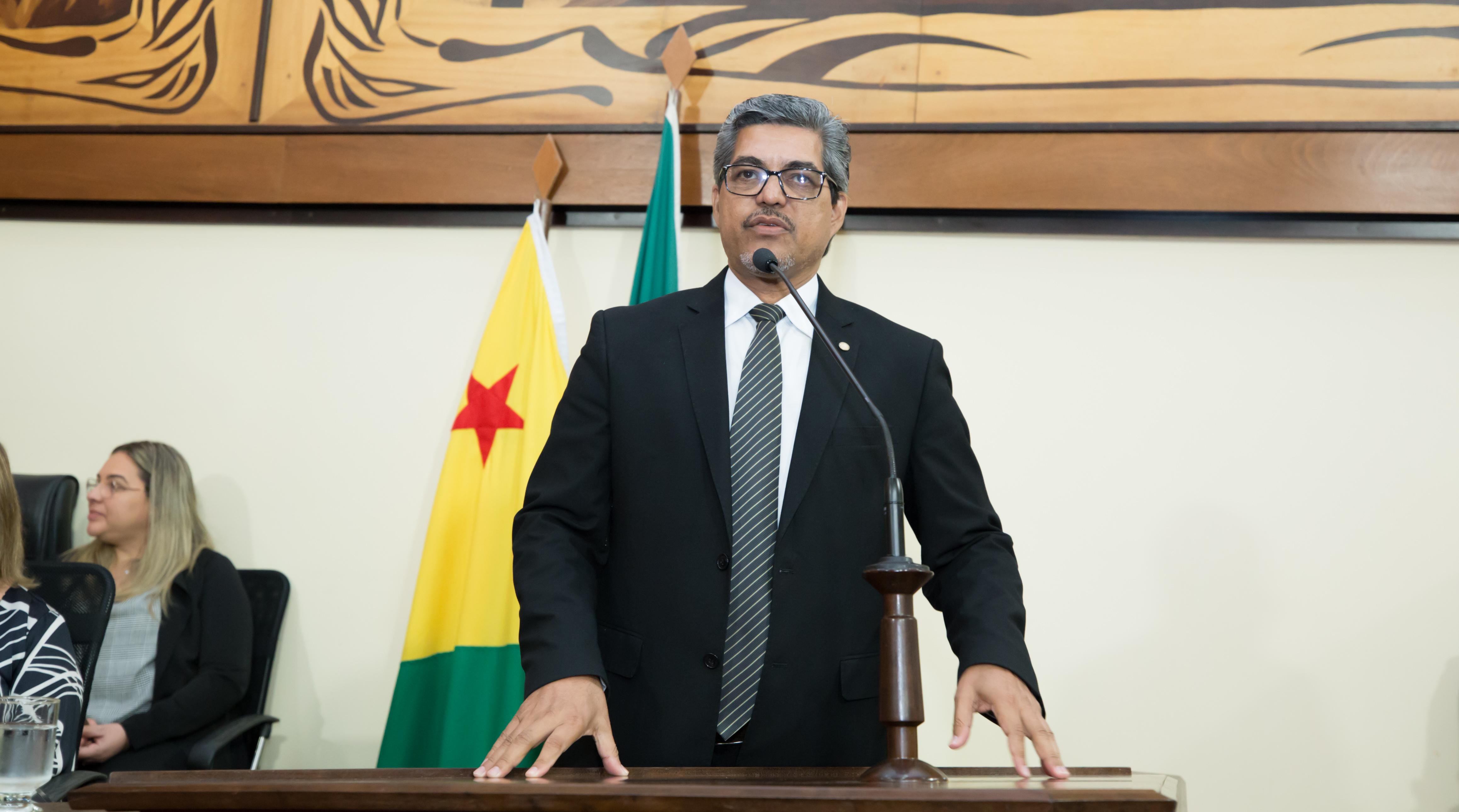 Edvaldo Magalhães diz que convocação de cadastro de reserva da PM foi uma promessa de campanha do governador