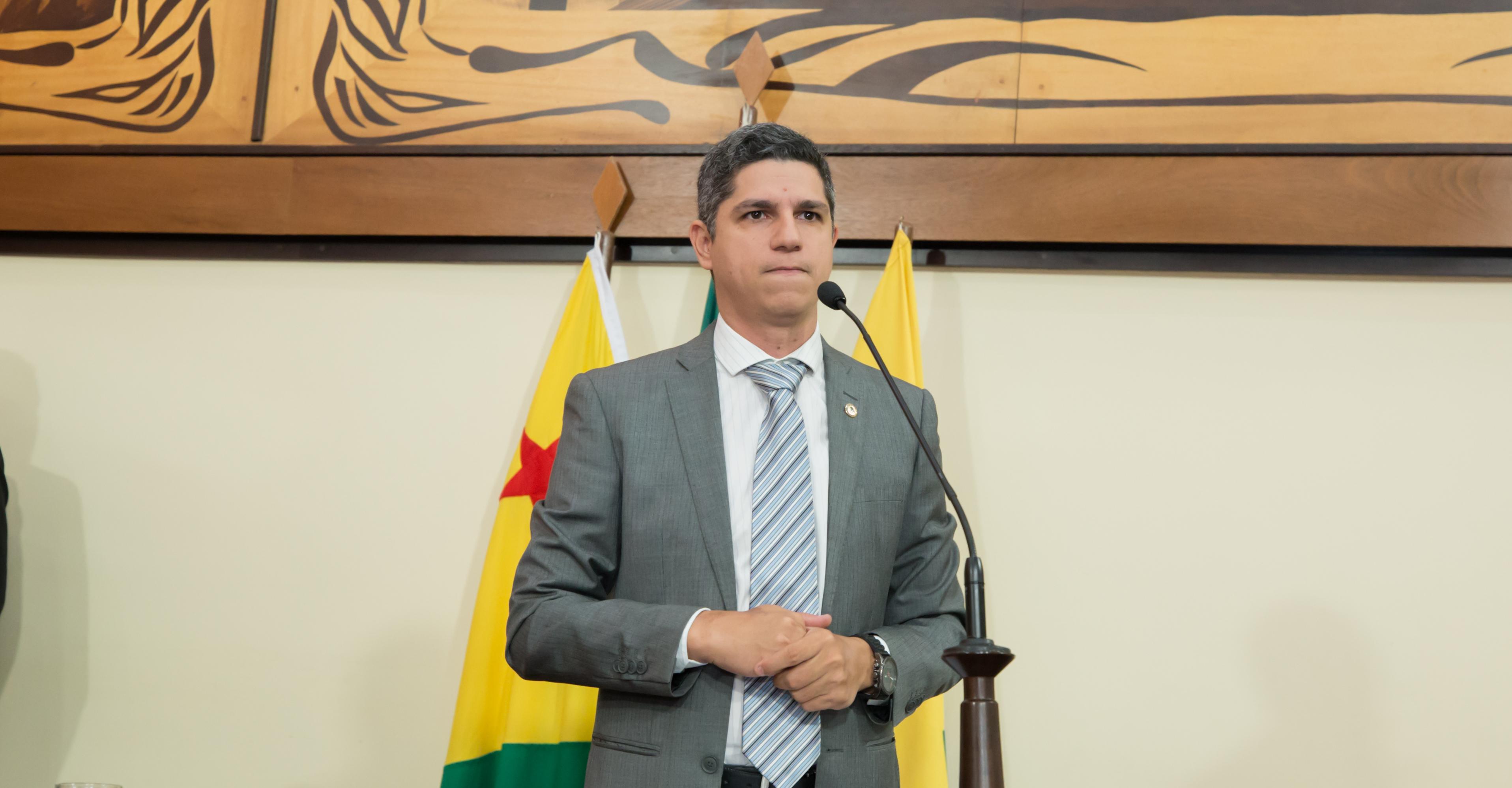 Fagner Calegário destaca importância de CPI da Educação