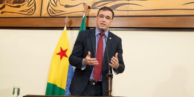 Deputado Daniel Zen pede aprovação da Renda Mínima Acreana