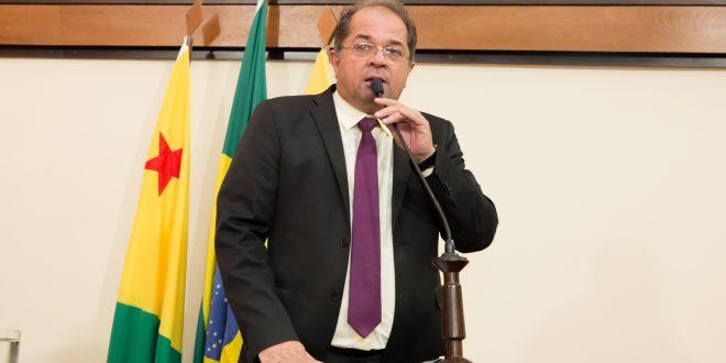 Deputado Marcus Cavalcante pede melhorias no sistema de comunicação da Segurança de Feijó