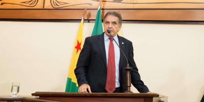 Deputado José Bestene lamenta morte do médico Tufic Saadi