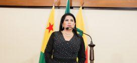 Deputada Antônia Sales homenageia profissionais da enfermagem