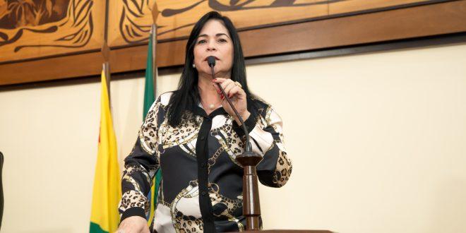 Maria Antônia lamenta morte de vereador de Acrelândia