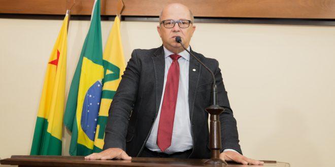 Deputado Jonas Lima pede união entre executivo e legislativo para combater pandemia