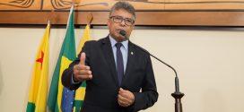 Deputado Antônio Pedro comemora obras na Estrada da Variante
