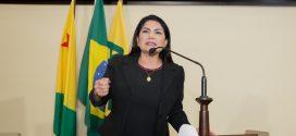 Deputada Antônia Sales pede celeridade nas obras da pista do aeródromo de Marechal Thaumaturgo
