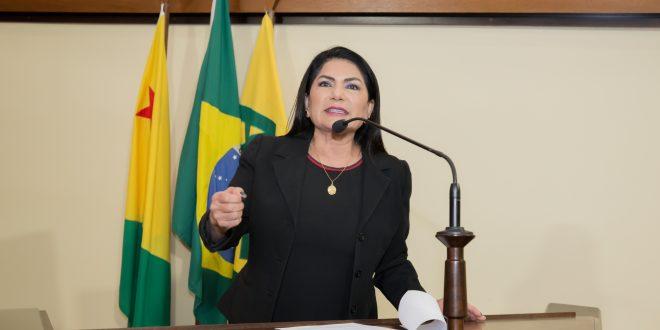 Deputada Antônia Sales pede recuperação da BR-364