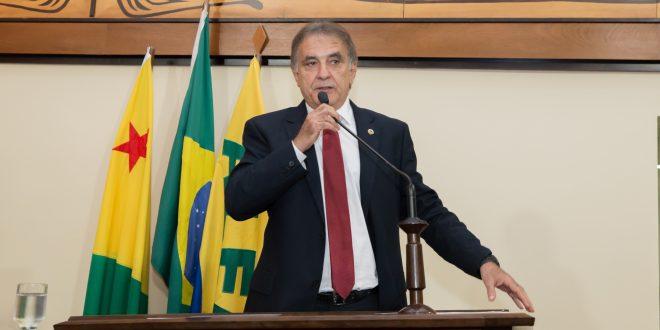 Deputado José Bestene fala sobre terceirização do setor de ortopedia do PS