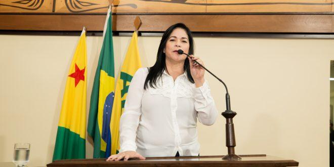 Deputada Maria Antônia pede que DNIT faça operação tapa-buraco na BR 317